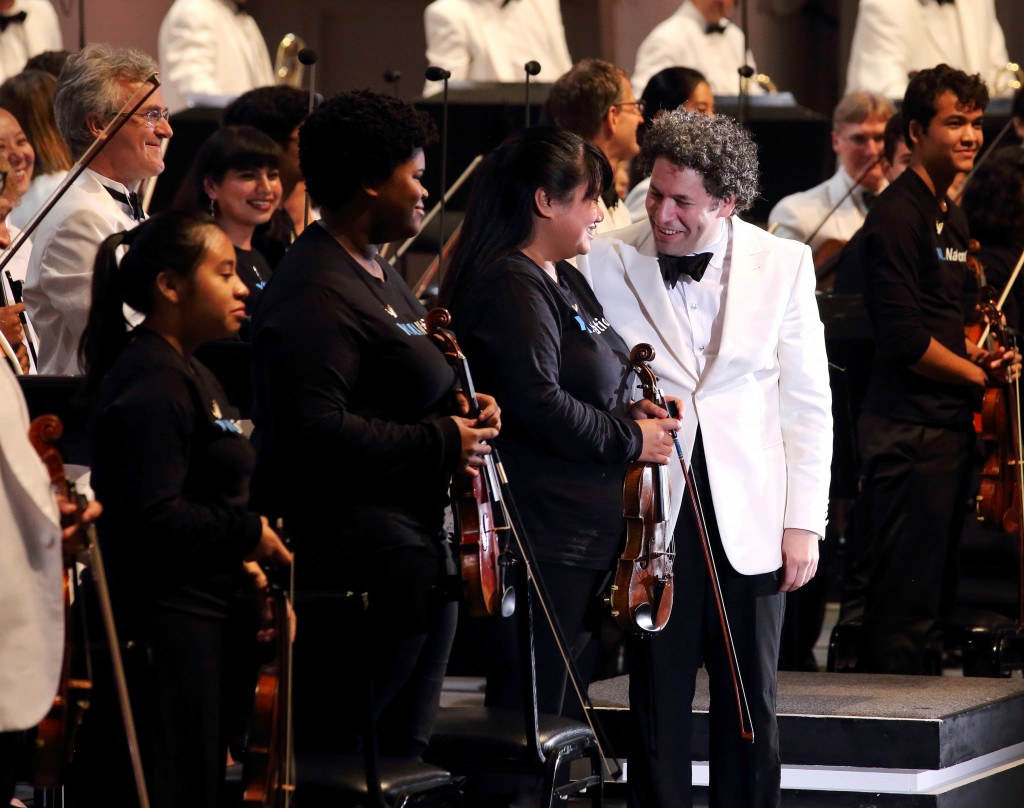 Hollywood Bowl Bravo Gustavo! 10 Years with the Los Angeles Philharmonic  Photos by Craig T. Mathew and Greg Grudt/Mathew Imaging