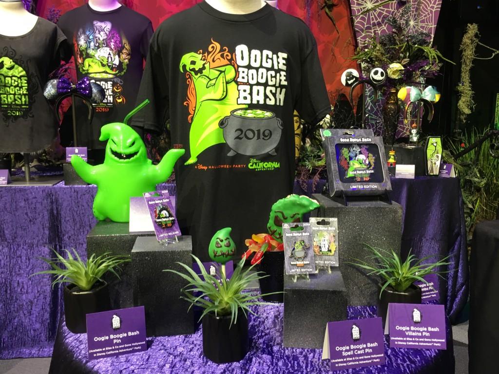 la nueva fiesta Oogie Boogie Bash-A Disney Halloween Party en Disney California Adventure, la cual traerá toneladas de diversión pata toda la familia.