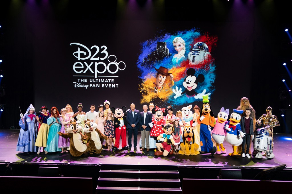 Disney Parks, Experiences and Products Chairman Bob Chapek at D2