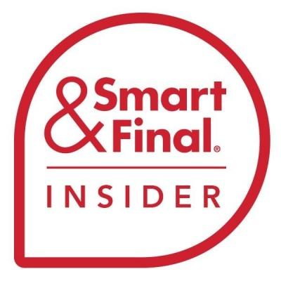 Smart & Final Insider