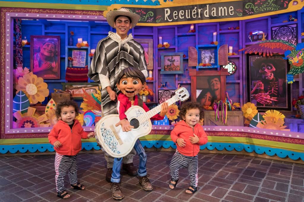 """Día de los Muertos at Disneyland Resort – Miguel of Disney and Pixar's """"Coco"""""""