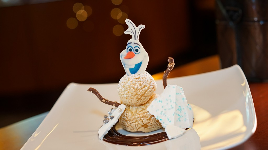 Olaf's Summer Dream Vacation