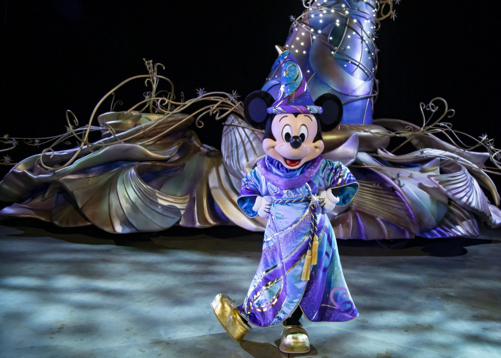"First Look: ""Magic Happens"" Parade at Disneyland Park"