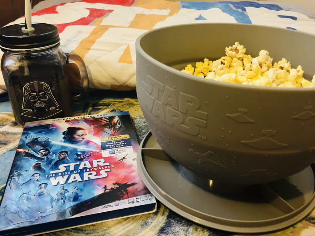 Star Wars Movie Night