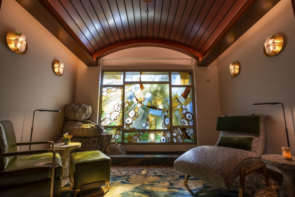 Tenaya Stone Spa at DisneyÕs Grand Californian Hotel & Spa