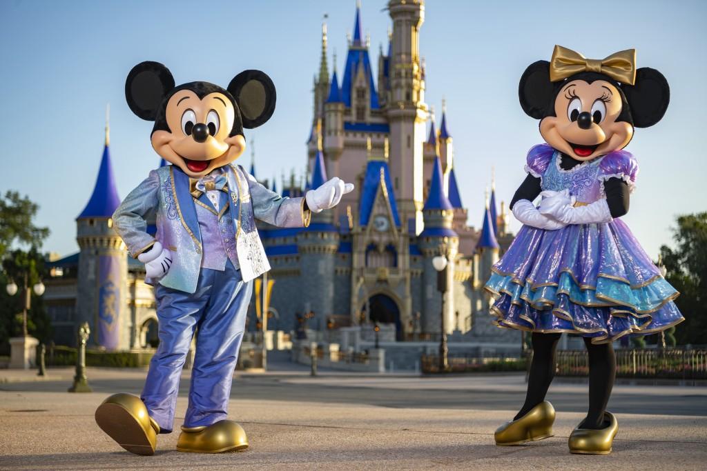 'The World's Most Magical Celebration' at Walt Disney World Reso